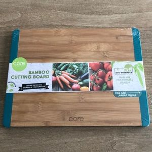 Other - Core Bamboo Cutting Board